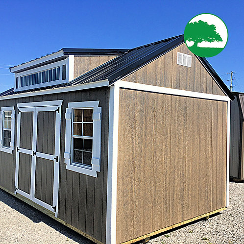 """10' x 16' Urethane """"Deluxe Garden Shed"""""""