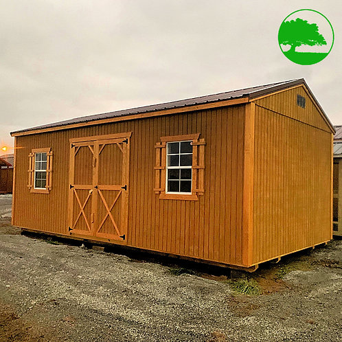 """12' x 24' Treated """"Garden Shed"""""""