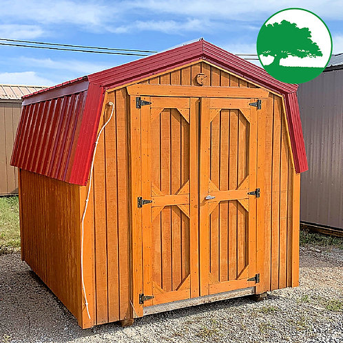 """PRE-OWNED 8' x 8' Treated """"Barn"""""""