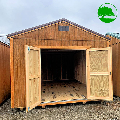 "*SOLD* 12' x 24' Treated ""Utility"""