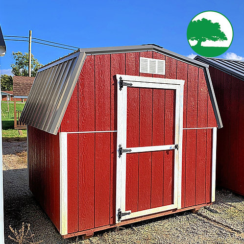 """*SOLD* PRE-OWNED 8' x 8' Painted """"Barn"""""""