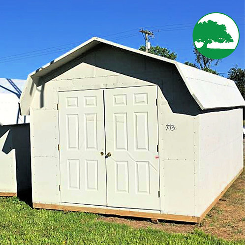 """PRE-OWNED 10' x 20' Insulated """"High Barn"""""""