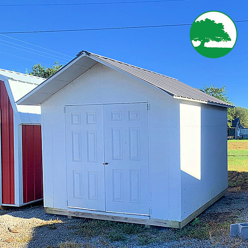 """*SOLD* PRE-OWNED 10' x 10' Insulated """"A-Frame"""""""
