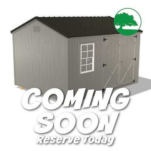 """*COMING SOON* 10' x 12' Painted """"Value Shed"""""""