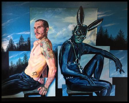 Meet me in the woods (Black Rabbit)