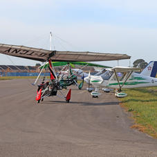 01239  Microlights assembled to official