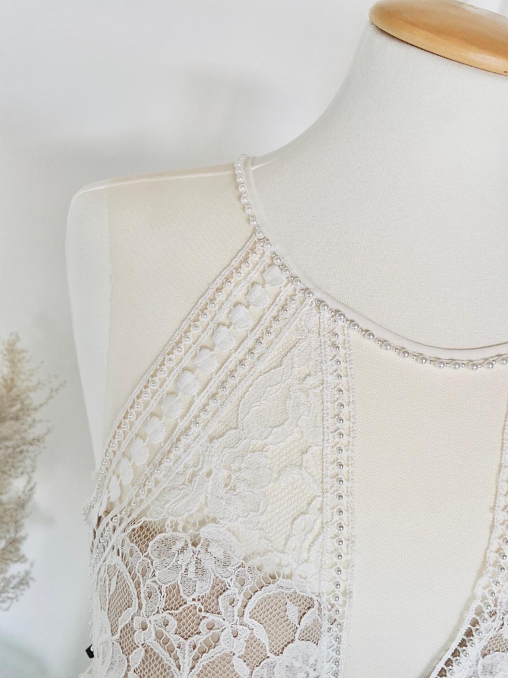 Vintage Brautkleid Fulda