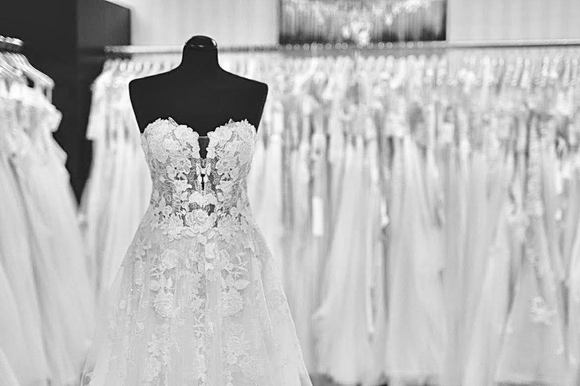 Moderne Brautmode Fulda