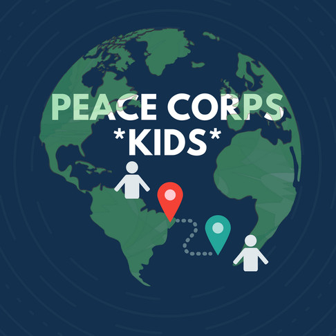 Welcome to Peace Corps Kids!