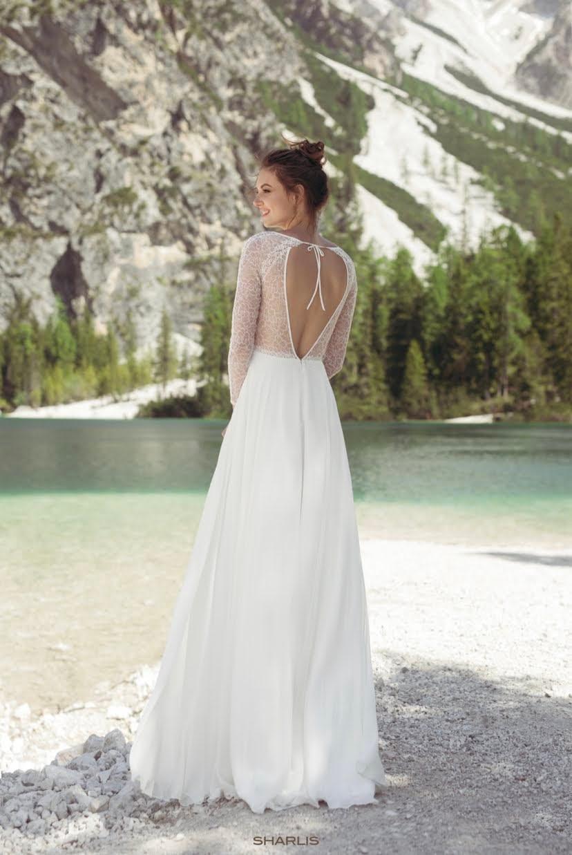 Brautkleider mit tiefem Rücken Fulda