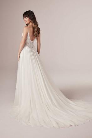 Hochzeitskleid Fulda im Vintage Stil
