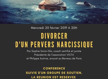 Divorcer d'un Pervers Narcissique