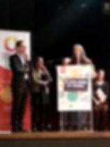 remise du Prix engagement solidaire 3011