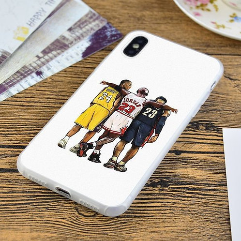 Kobe Bryant X Micheal Jordan X Lebron James Case