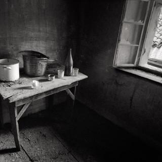 abandoned village Slapnik 12
