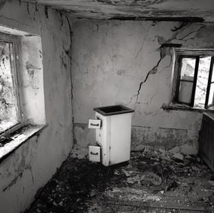 abandoned village Slapnik 9