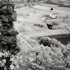 WWI Italian fortress Sanabor 3