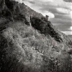 castle tower Gallenstayn 2