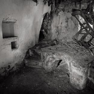 abandoned village Slapnik 11