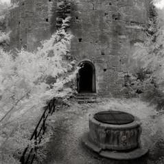 castle tower Kleinburg 3