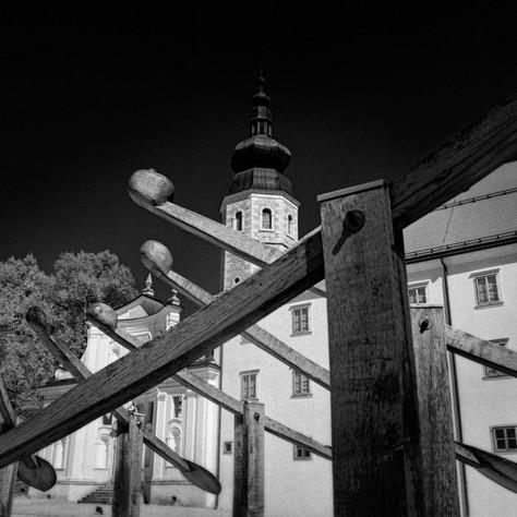 Cistercian monastery Kostanjevica na Krki 2