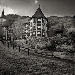 franciscan monastery Olimje 1