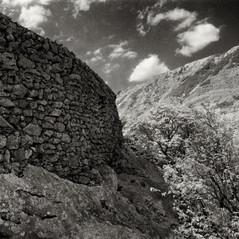 WWI Italian military fortress Sanabor 1