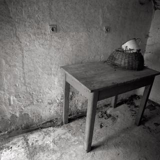 abandoned village Slapnik 7
