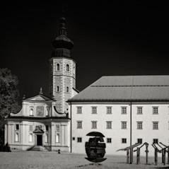 Cistercian monastery Kostanjevica na Krki 1