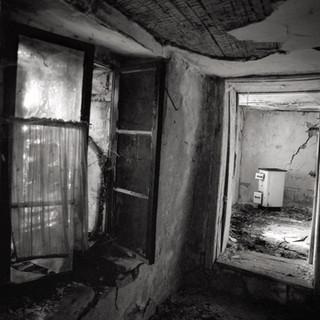 abandoned village Slapnik 8