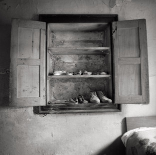 abandoned village Slapnik 15