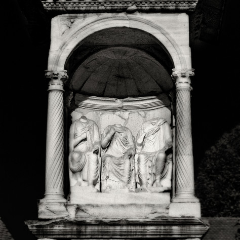 Roman necropolis 6