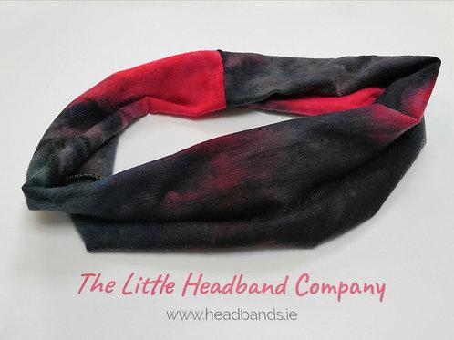 Tie Dye Headwrap