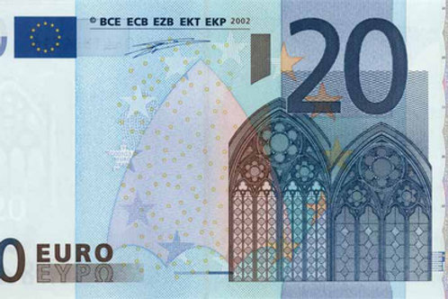 €20 Card payment