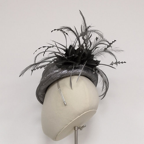 Mini Tophat Silver