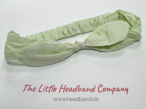 Cotton Child's Headband
