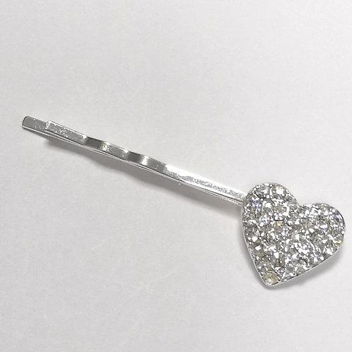 Glitter Heart Slider