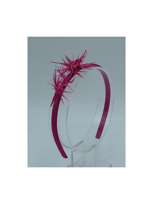 Feather in Pink
