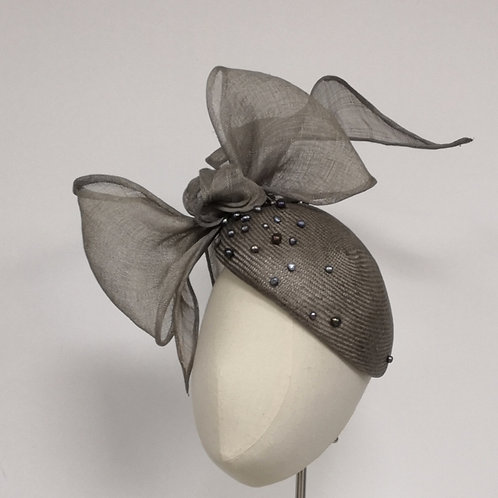 Grey Percher with Bow