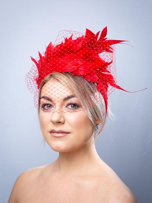 Megan Hot Red