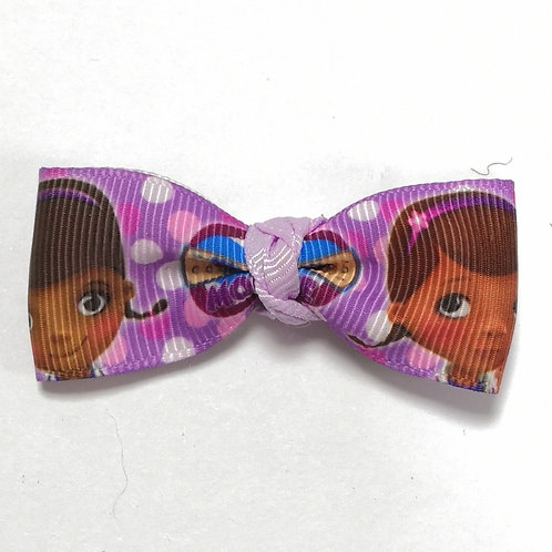 Doc McStuffins Alligator Bow