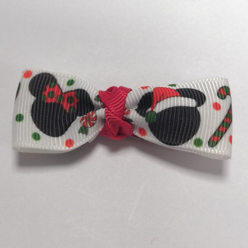Minnie Mouse Bow Clip