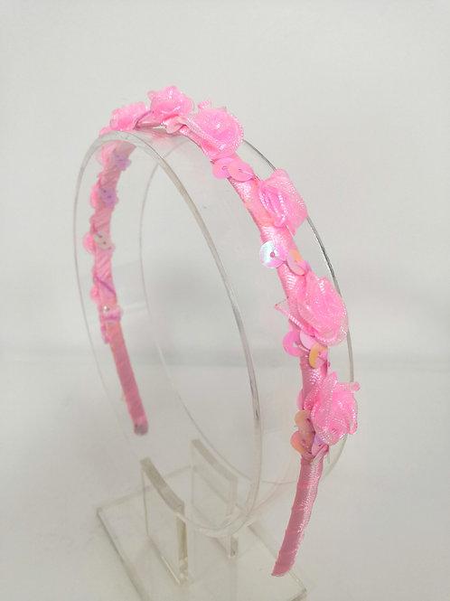 Rose Bud Headband