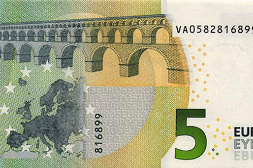 €5 Card Payment