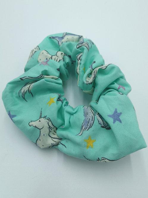 Unicorn Scrunchie with Stars 🦄✳️⭐