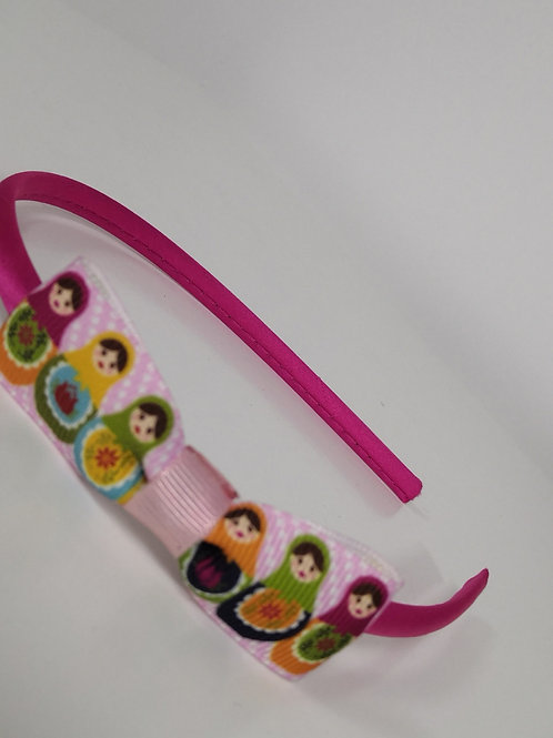Russian Dolls Headband