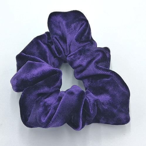Luxurious Crushed Velvet Scrunchie