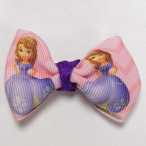Princess Sophia Large Bow Clip