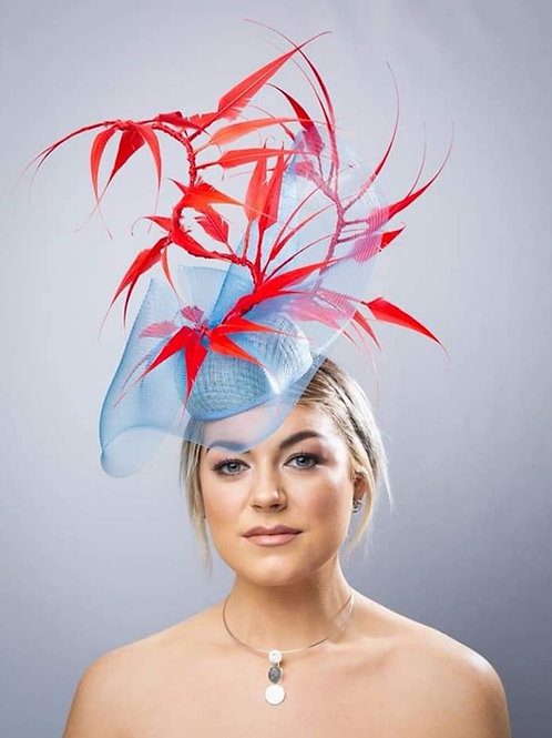 'Lyra'  as seen at the London Hat Exhibition 2020
