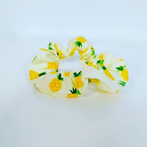 Pineapple 🍍🍍🍍 Organic Cotton Scrunchie 🍍